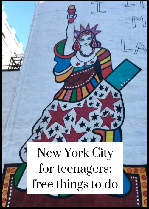 There's a wealth of free things to see and do in New York City if you're visiting with teenagers - you just need to know where to look! Click through for full details of how you can visit top attractions fro free, as well as ideas for amazing things to see and do which are always free.