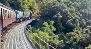 Kuranda Scenic Railway, Australia. Copyright Max Rolt Bacino