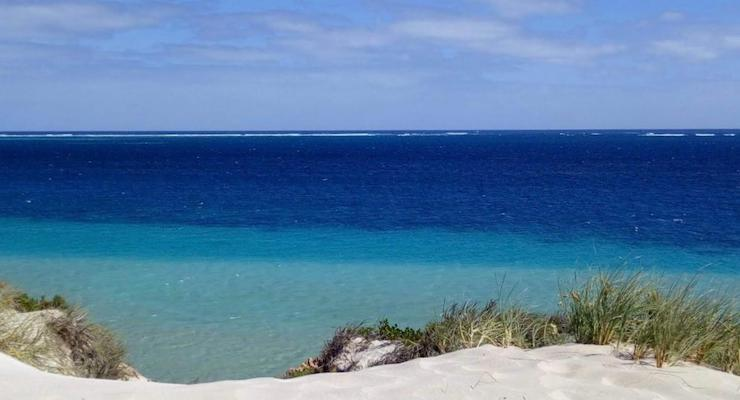 Turquoise bay, Ningaloo reef, Australia. Copyright Max Rolt Bacino