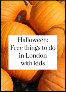Around October 31st there are many family-friendly Halloween events and activities in London - and some of them are free! Click through to find details of the best Halloween events in London for children and teenagers which are free of charge: