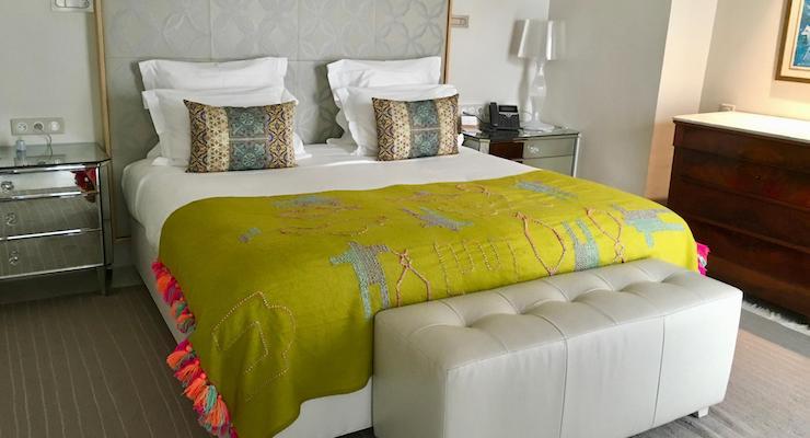 Suite at Dar El Jeld Hotel, Tunis, Tunisia. Copyright Gretta Schifano