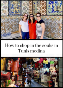 Tips for exploring and shopping in the souks in the historic medina of Tunis, Capital of Tunisia. Click through for advice on what to buy, how to pay, where to stay and more.