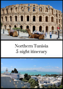 If you'd like to see the cultural highlights of Tunis and northern Tunisia, this post explains how to do it. Includes recommended places to stay, places to eat, and UNESCO World Heritage listed sites to explore in Tunis, Carthage, Sidi Bou Said, El Djem and more. Click through for full details.