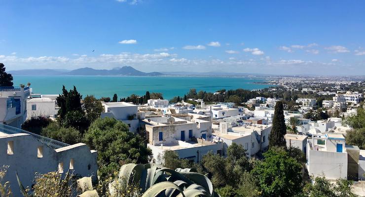 Sidi Bou Said, Tunisia. Copyright Gretta Schifano