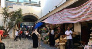 Tunis medina. Copyright Gretta Schifano