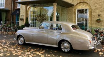 Bentley, The Gonville Hotel, Cambridge. Copyright Gretta Schifano