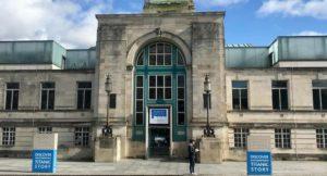 SeaCity Museum, Southampton. Copyright Sal Schifano