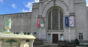 Southampton City Art Gallery. Copyright Gretta Schifano