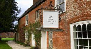 Jane Austen's House, Chawton, Hampshire. Copyright Gretta Schifano