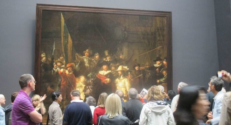 Amsterdam virtual museum & gallery tours