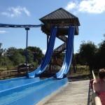 Knockhatch Adventure Park - The Wave Runner. Copyright Gretta Schifano