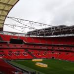Wembley. Copyright Gretta Scifano