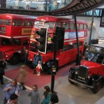 London Transport Museum. Copyright Gretta Schifano