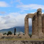 Temple of Zeus, Athens. Copyright Gretta Schifano