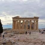 Parthenon, Athens. Copyright Gretta Schifano