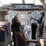 Concorde flight deck. Copyright Gretta Schifano