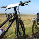 Cycling from Whitstable to Faversham, Copyright Gretta Schifano