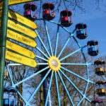 Duinrell amusement park, Holland. Copyright Gretta Schifano