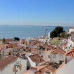 View from the Alfama, Lisbon. Copyright Gretta Schifano