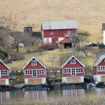 Flåm, Norway. Copyright Nell Heshram