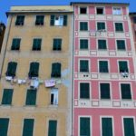 Houses in Cinque Terre, Italy. Copyright Gretta Schifano