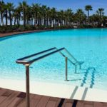 Main outdoor pool, Vidamar Resort Hotel, Algarve, Portugal. Copyright Gretta Schifano