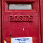 Italian post box. Copyright Gretta Schifano