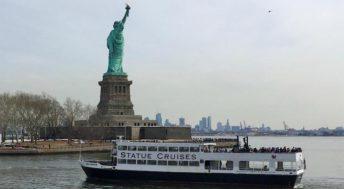 Statue of Liberty, New York City. Copyright Gretta Schifano