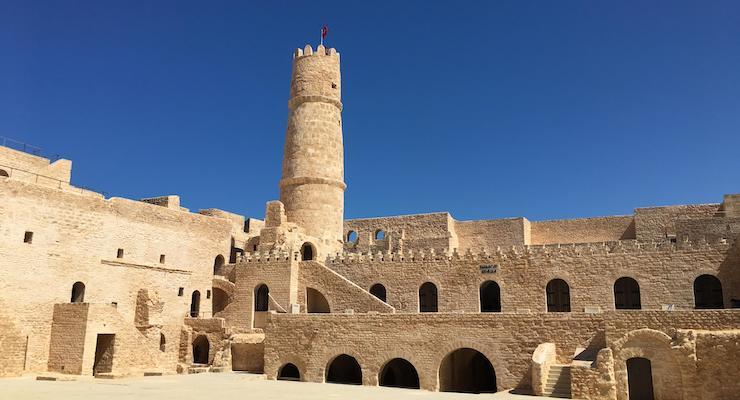 Ribat of Monastir, Tunisia. Copyright Gretta Schifano